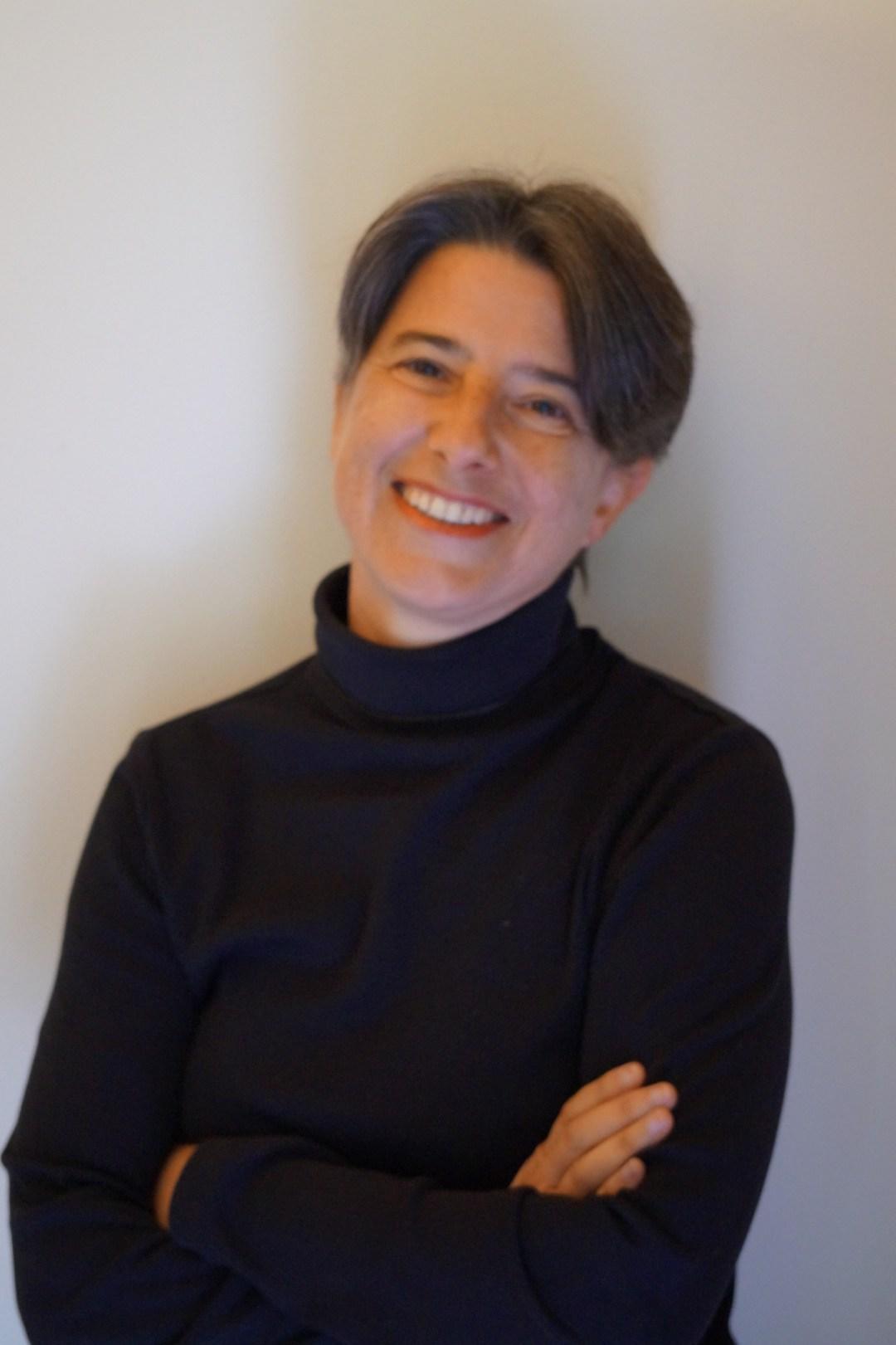 Monique Gliozzi, author