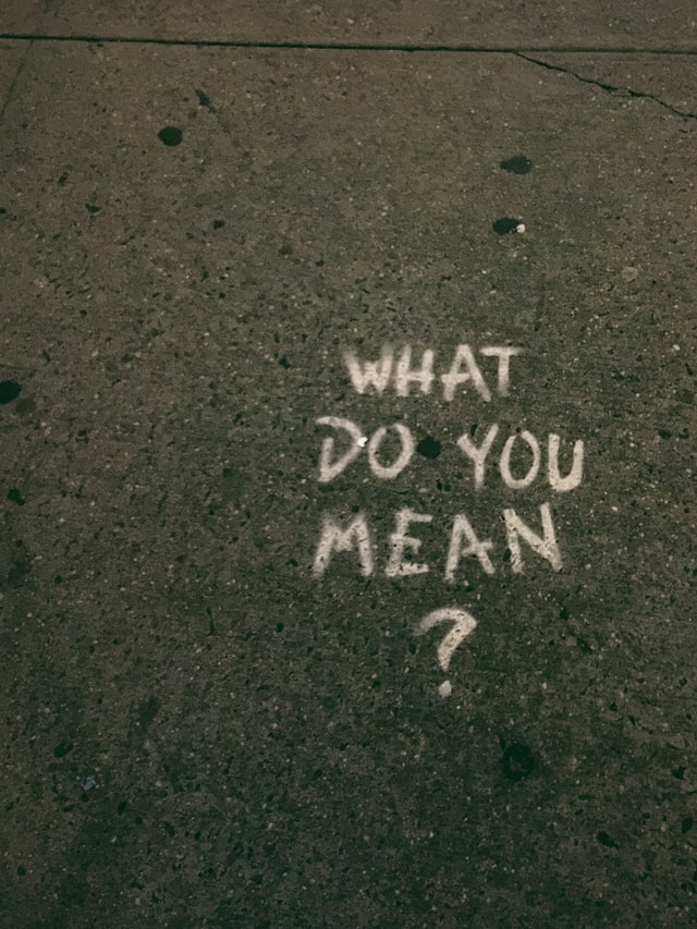image of text that reads 'what do you mean?'