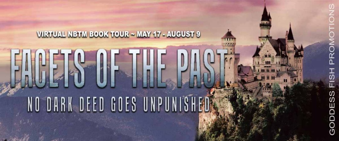 Goddess Fish tour banner for Facets of the Past