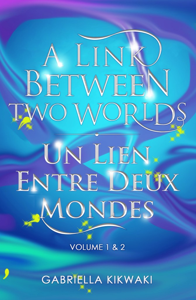 cover of A Link Between Two Worlds by Gabriella Kikwaki