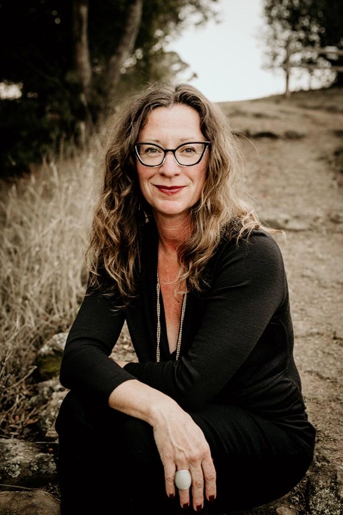 author Nicole Sallak Anderson