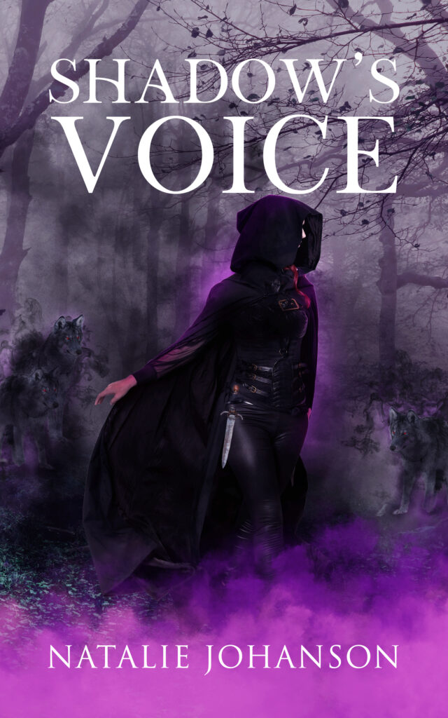 cover of Shadow's Voice by Natalie Johanson