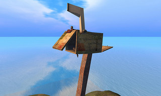 Second Life mailbox