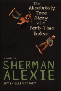 """Cover: """"The Absolutely True Diary of a Part-Time Indian"""" by Sherman Alexie (Little, Brown)"""