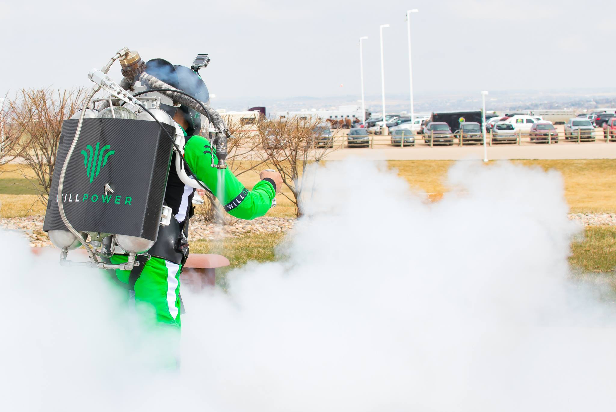 Hemp jetpack launched by Willpower Products