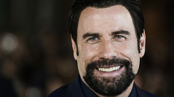 "Cast member John Travolta arrives for the ""The Forger"" gala during the Toronto International Film Festival"