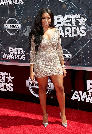 BET Angela Simmons
