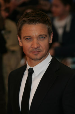 Jeremy Renner attends the Avengers Assemble - UK film premiere at the Vue Westfield, Westfield Shopping Centre