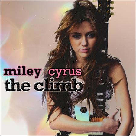 CJ miley_cyrus the_climb