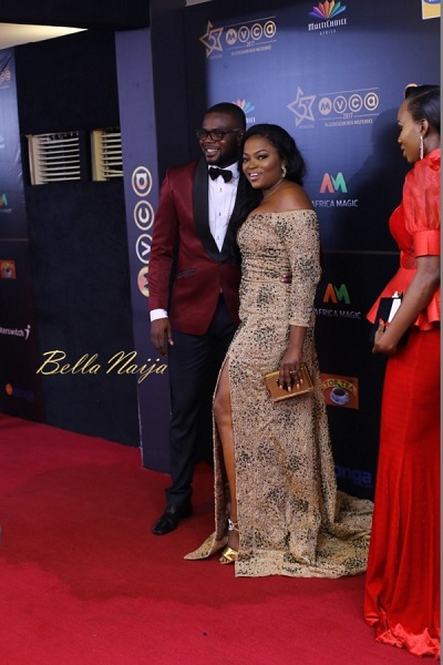 amvca Funke and hubby