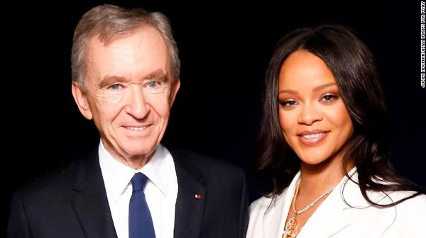 Rihanna Is The World's Wealthiest Female Musician With A