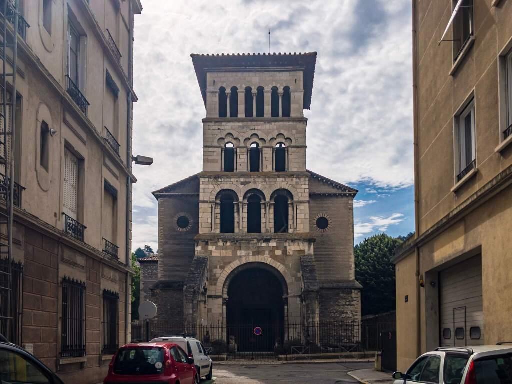 サン・ピエール教会博物館の外装
