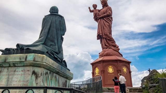 ルピュイのマリア像