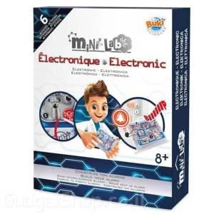 ערכת אלקטרוניקה מיני מעבדה אלקטרונאי הצעיר – Buki צרפת