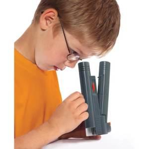 מיקרוסקופ כיס – אינטרפליי ערכת מדע לילדים מגיל 6