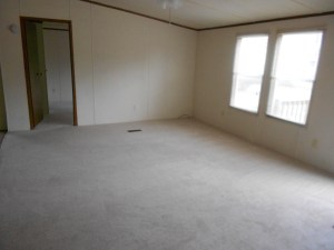 Living room of house for rent