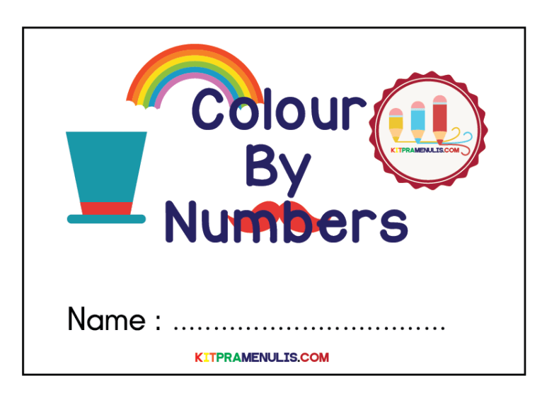 colour-by-number-worksheet-01 Colour By Numbers Worksheet For Preschool