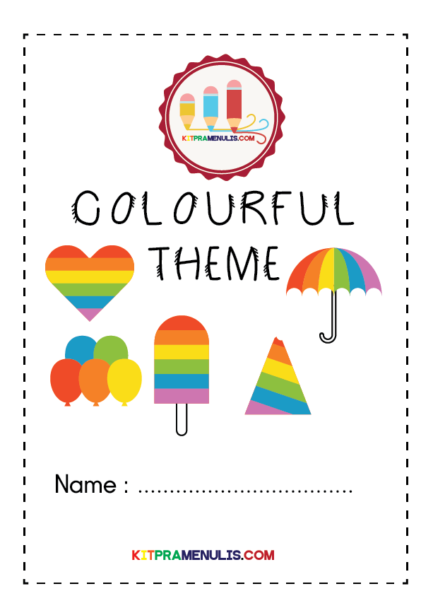 colourful-theme-worksheet-07 Colourful Theme Worksheet For Preschool