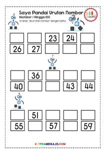 latihan-urutan-1-hingga-100-02 latihan urutan 1 hingga 100-02