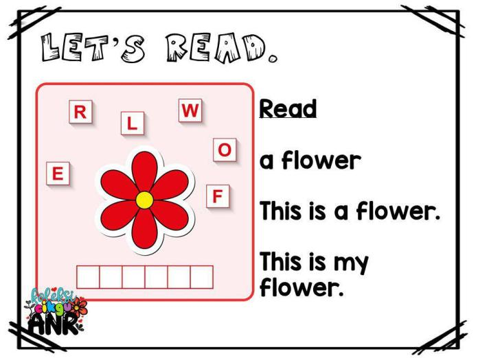 lets-read-1 Easy Reading Book For Kids