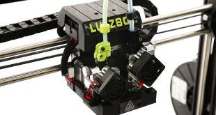 Découverte de la LulzBot TAZ Pro