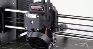Filament 3D et buse bouchée