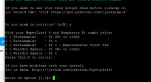 Hyperpixel4-RaspberryPI4