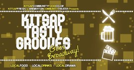 Kitsap Tasty Grooves...Goes Broadway! @ Bremerton Community Theater | Bremerton | Washington | United States