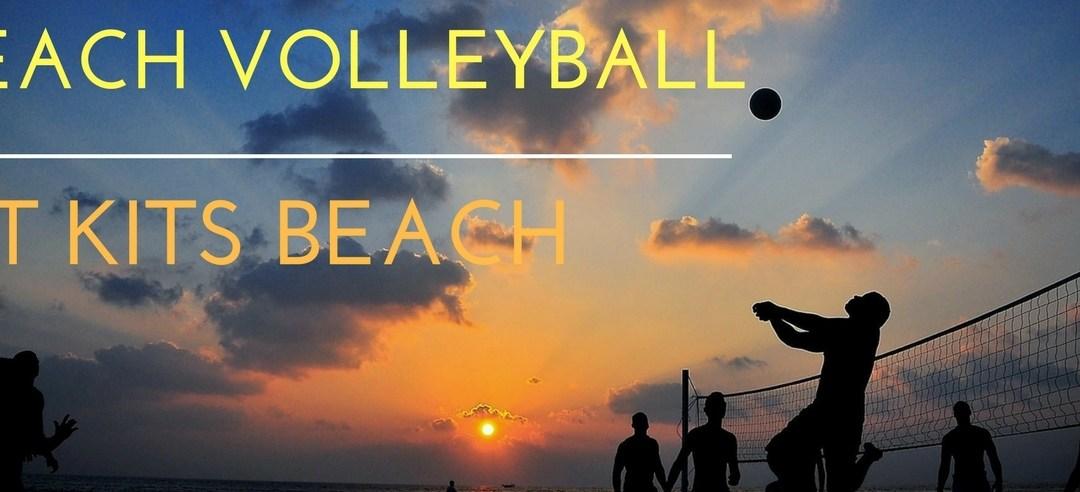 Kitsilano Beach Volleyball