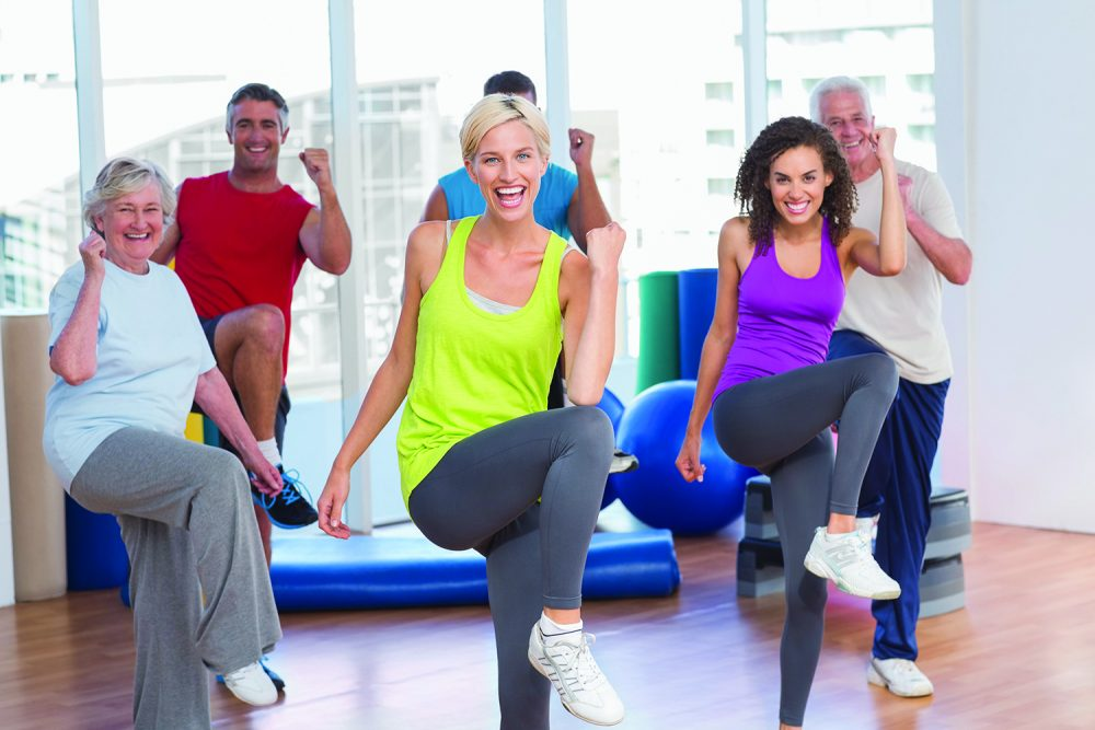Kitsilano Community Centre Aerobics Classes