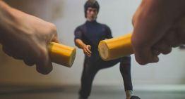My Bruce Lee Breakfast