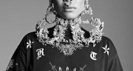 Stunning – Erykah Badu Models Givenchy