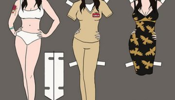 Create Your Own 'Orange Is the New Black' Paper Dolls
