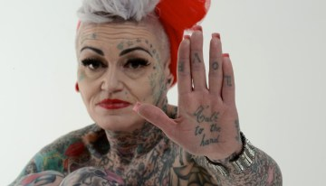 11 Awesome Older Women with Tattoos