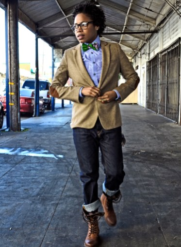 5 Tomboy Fashion 12