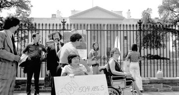 Help FabledAsp Celebrate 40 yrs of Disabled Lesbian Activism and Show Your Support
