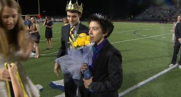 US High School Names Openly Gay Student Homecoming Queen