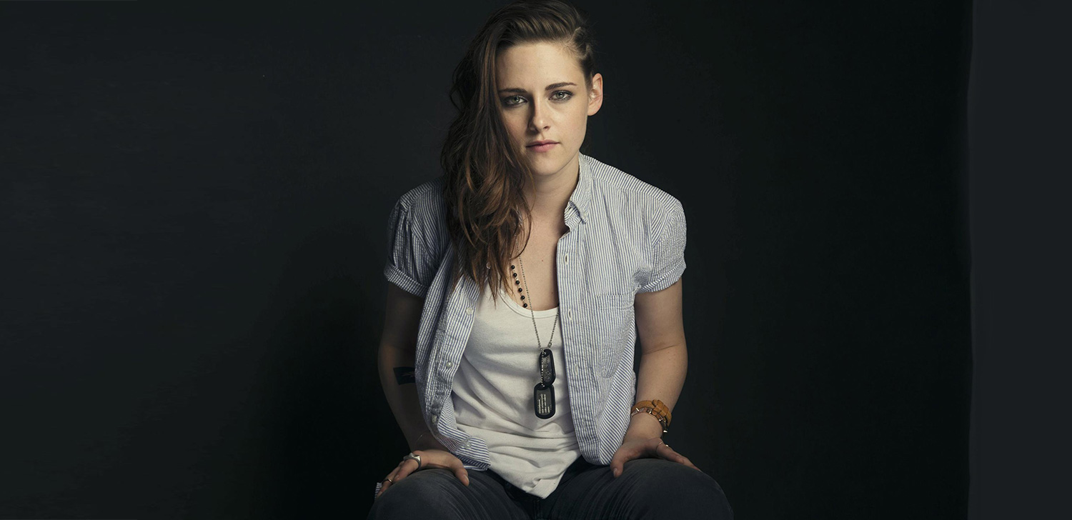 Kristen Stewart Calls Out Anti-Feminists