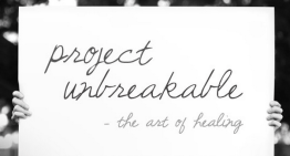 Project Unbreakable is Striving to Increase Awareness of Domestic Violence – #Unbreakable