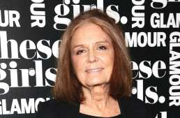 Gloria Steinem's Favourite Part of Feminist? 'We Have Each Other's Backs'