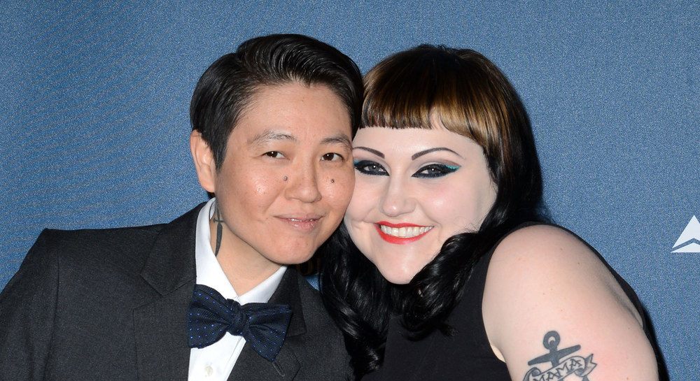 Beth Ditto and Her Partner Kristin Ogata Legally Wed in Oregon