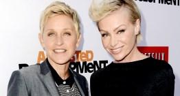 The Social Media War Continues Between Ellen DeGeneres and Portia De Rossi