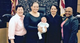 Lifting Same-Sex Marriage Ban In Florida Allows Lesbian Couple To Be Legally Recognised As Joint Parents
