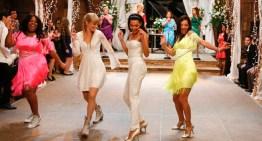 Sneak Peek: Watch Behind The Scenes of Glee's Santana and Brittany's Wedding