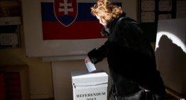 Slovakia Referendum To Ban Same-sex Marriage Fails