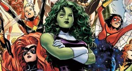 Marvel Announces The First All-Female Avengers Team