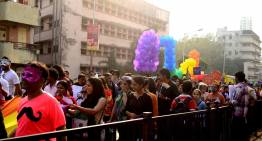 5,000 People March In Mumbai's Pride Parade