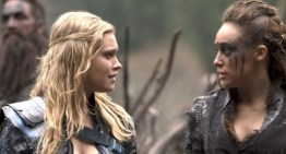 Clarke and Lexa From 'The 100' Are Our New Favourite TV Couple