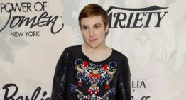 Lena Dunham Explains What Rape Does To Women's Voices