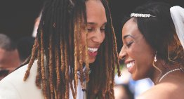 WNBA stars Brittney Griner and Glory Johnson Finally Wed